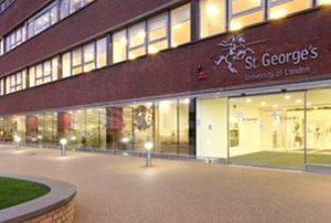 St. George's University of London